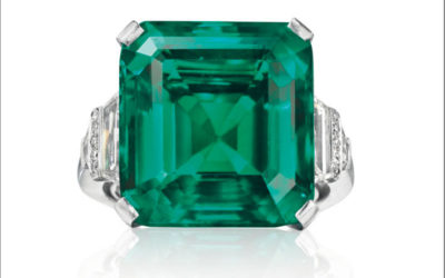 Smeraldi con certificati di garanzia, per investimento sicuro