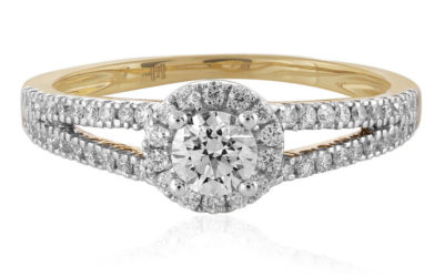 Vendere anelli con brillanti
