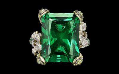 Valutazione smeraldo